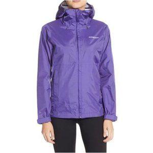 Patagonia Torrentshell Rain Jacket Purple Blue S